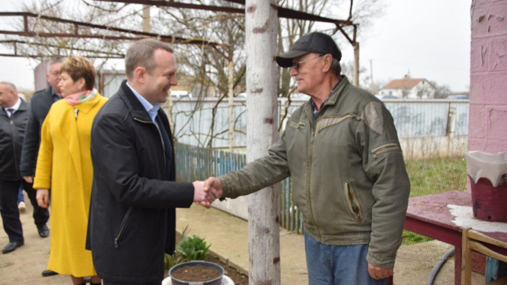 В Нахимово запущено водоснабжение спустя 20 лет!