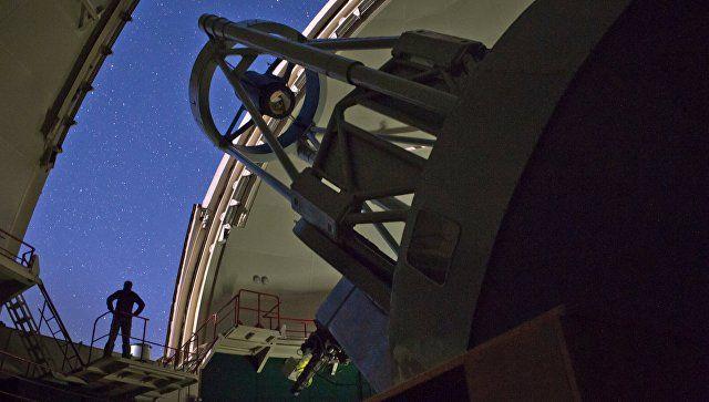 Чилийские ученые изучили комету крымского астронома-любителя