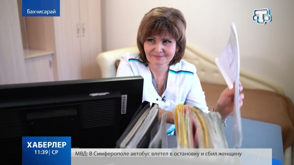 Зарема Ибрагимова: 23 года в медицине