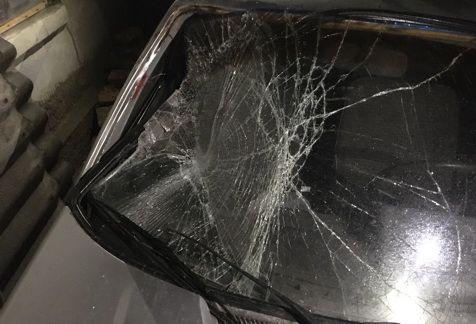 В Джанкое сотрудники ГИБДД задержали водителя, совершившего наезд на пешехода и скрывшегося с места происшествия