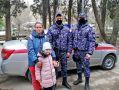 В Ялте нашли пропавшую 6-летнюю девочку