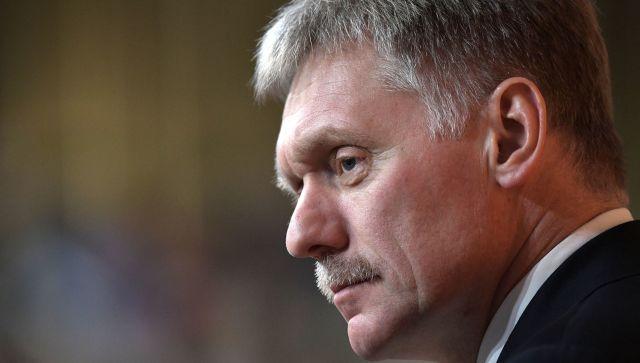 Песков сделал заявление по поводу участия России в войне в Донбассе