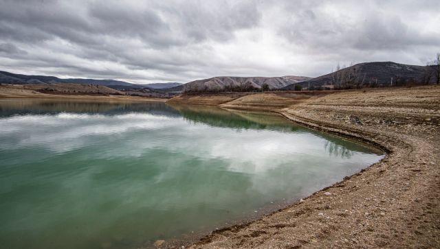 В Крыму в конце года ждут миллионные притоки воды в водохранилища
