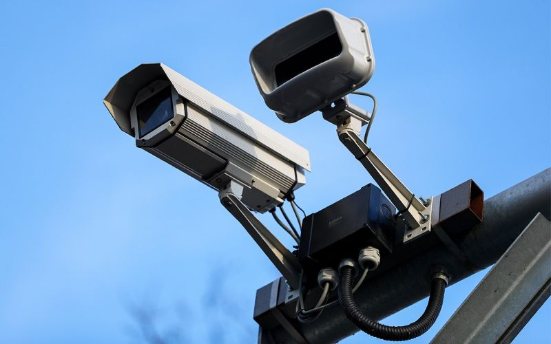 На крымских дорогах поменяли места расположения камер