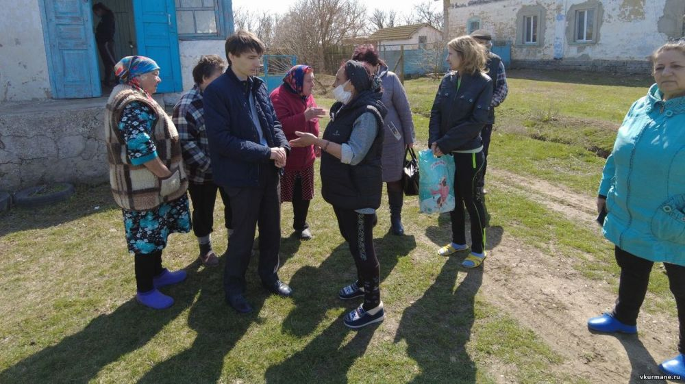 Водоснабжение в Проточном – приоритетная проблема села