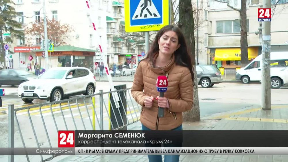 В Симферополе начали эвакуировать автомобили из-за парковки в неположенных местах