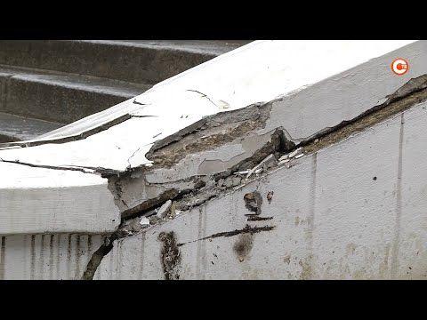 В Севастополе повредили объект культурного наследия (СЮЖЕТ)
