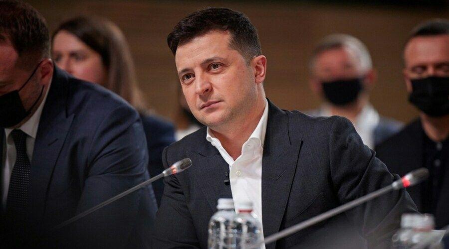 Слова Зеленского о вступлении в НАТО для прекращения войны на Донбассе оценили в Кремле