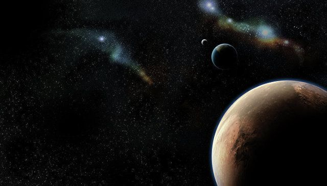 Камера сняла радугу на Марсе - видео