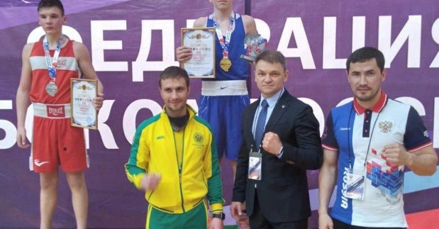 Крымские боксеры привезли десять наград спервенства ЮФО вАдыгее