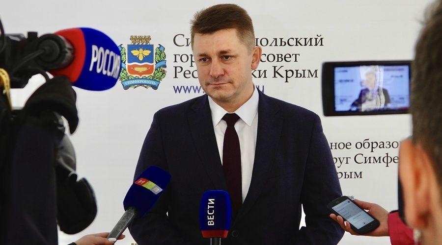 Новый глава администрации Симферополя обозначил старые проблемы города