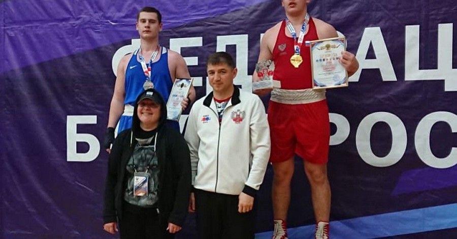 У севастопольских боксеров – пять медалей вМайкопе