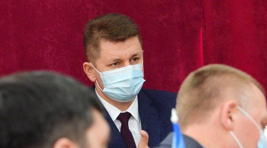 Пятый по счету глава администрации избран в Симферополе