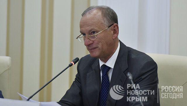 Патрушев высказался о возможном вмешательстве РФ в конфликт в Донбассе