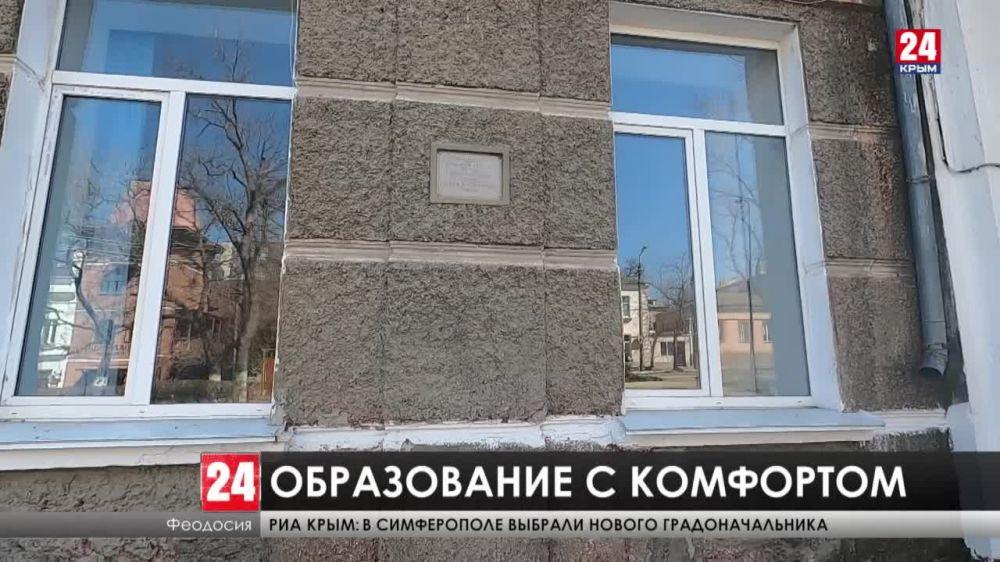 Где в Крыму учителя и воспитатели ждут долгожданный ремонт, а где уже полным ходом идут строительные работы?
