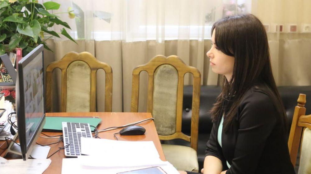 Анна Килеса приняла участие в селекторном совещании о ходе реализации национального проекта «Культура»