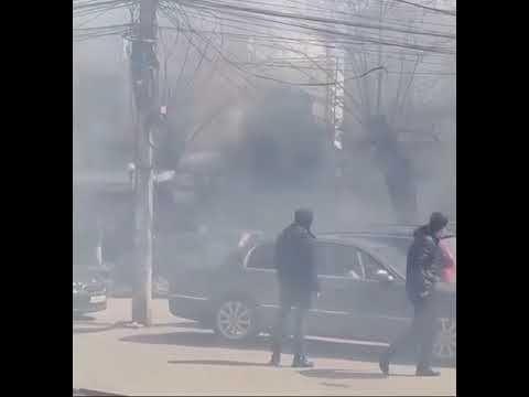 В МЧС опровергли слухи о пожаре в кафе в центре Симферополя