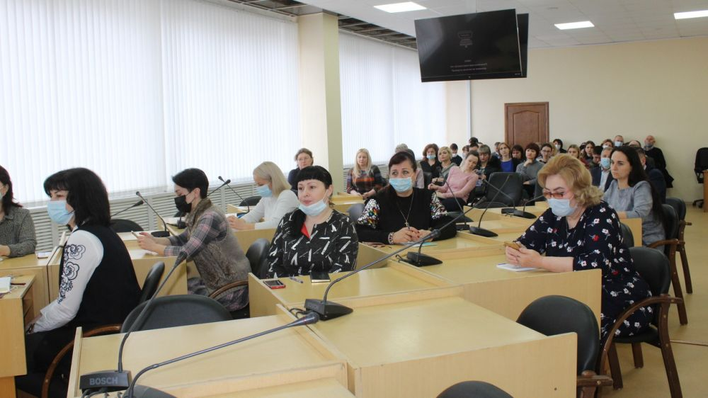 В Минсельхозе Крыма состоялся семинар, посвященный декларационной кампании 2021 года