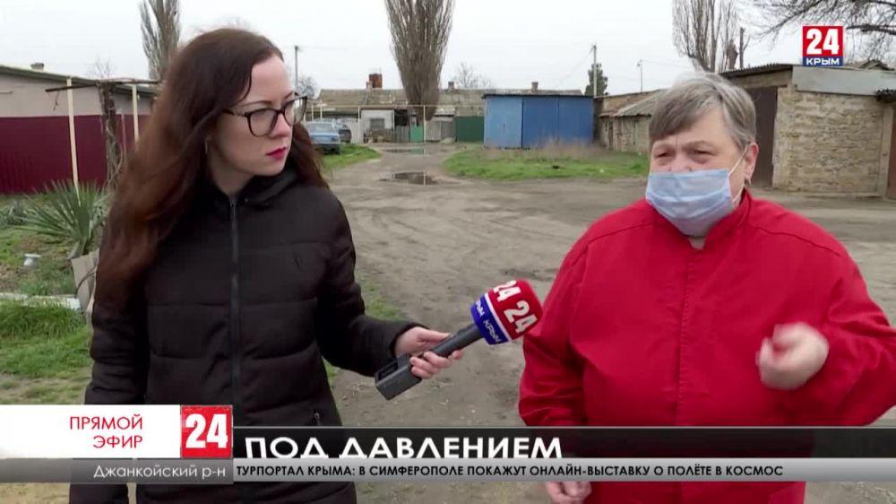 Башни Рожновского на севере Крыма требуют капитального ремонта