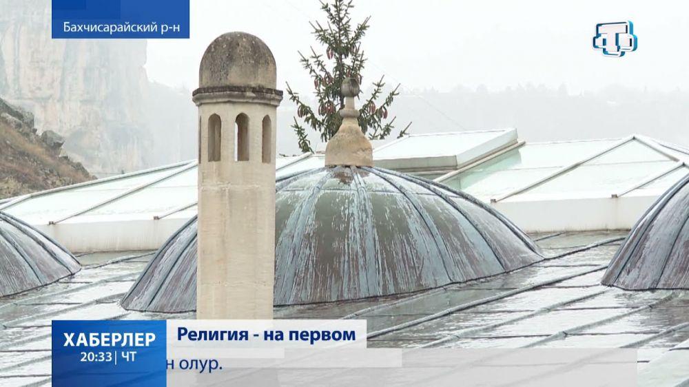 Севастополь объединил духовных лидеров мусульман со всей России