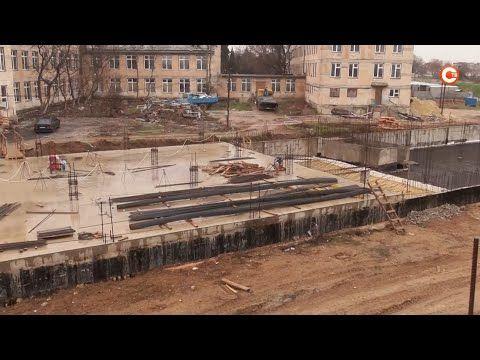 На Радиогорке к концу этого года появится новая школа (СЮЖЕТ)