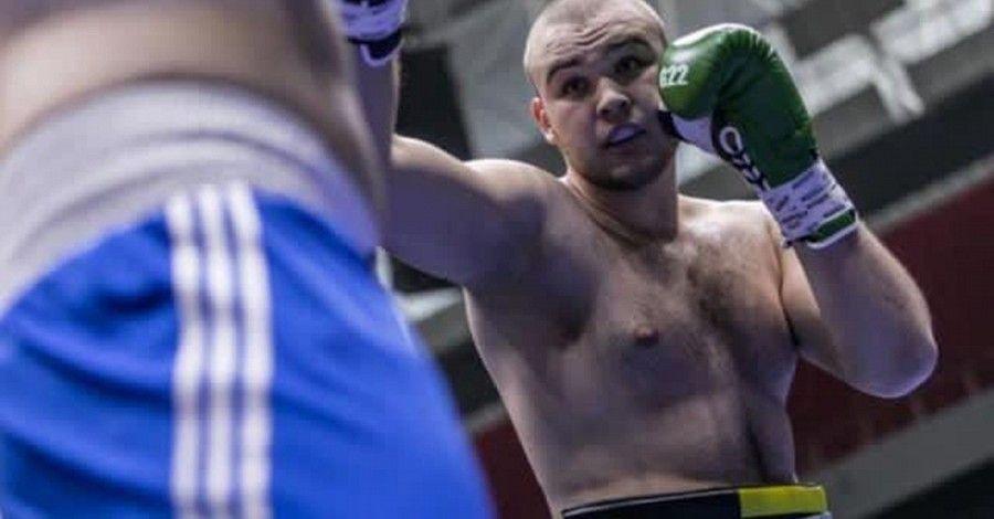 Симферопольский боксер Тамерлан Тургунов одержал первую победу напрофессиональном ринге