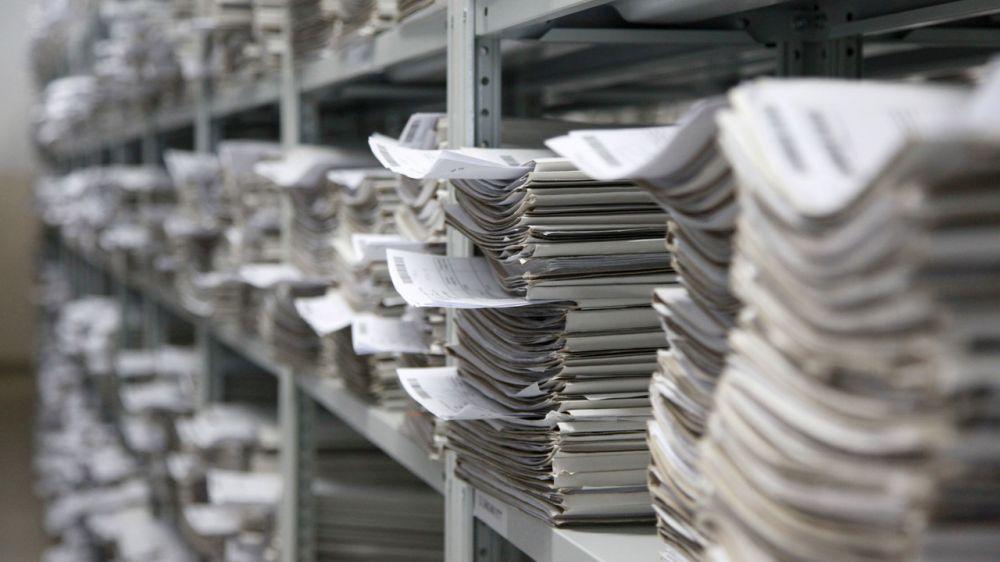 Начался масштабный капитальный ремонт здания крупнейшего на полуострове архивохранилища документов по объектам недвижимости Госкомрегистра — Инна Смаль