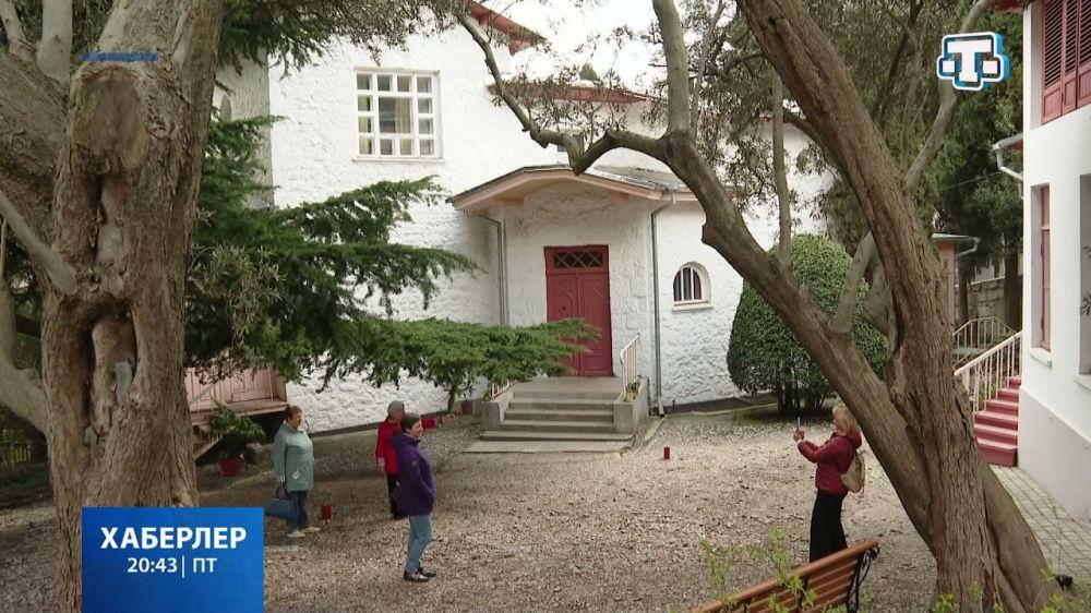 Дом музей Антона Павловича Чехова отмечает вековой юбилей