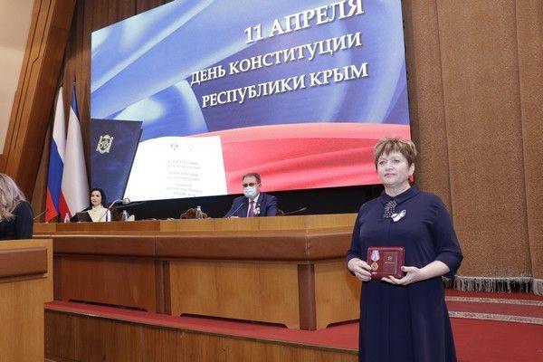 Алла Пономаренко: Каждый гражданин несет ответственность за соблюдение конституционных норм
