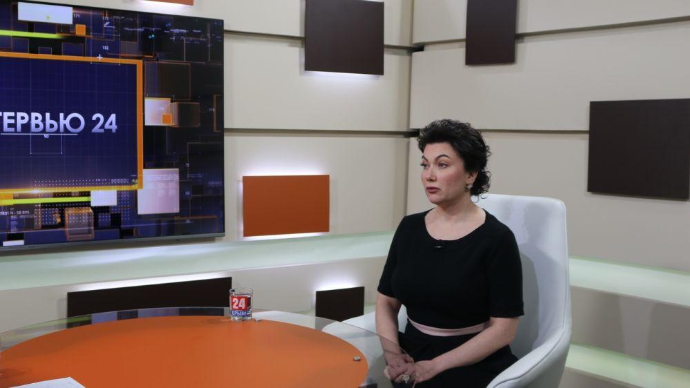 Министр культуры Республики Крым рассказала о деятельности крымских учреждений сферы культуры и искусств в условиях пандемии и послабления ограничительных мер