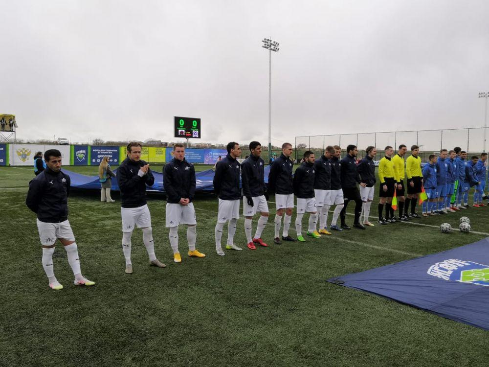 КФУ начинает защищает титула с победы