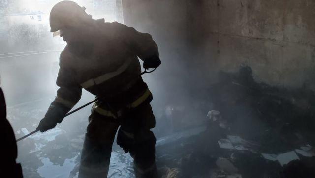 На западе Крыма горела многоэтажка: эвакуировали 15 человек