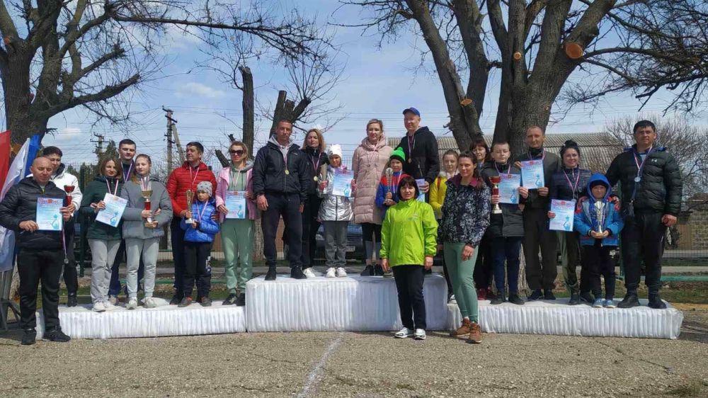 Состоялся муниципальный этап Всекрымских сельских спортивных игр