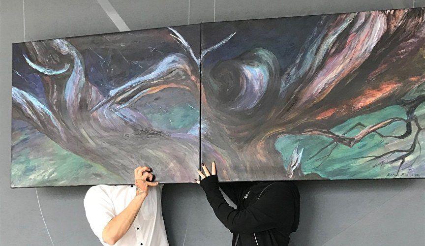 Десять дней творчества: в Крыму завершился художественный симпозиум «Art-Сосна»