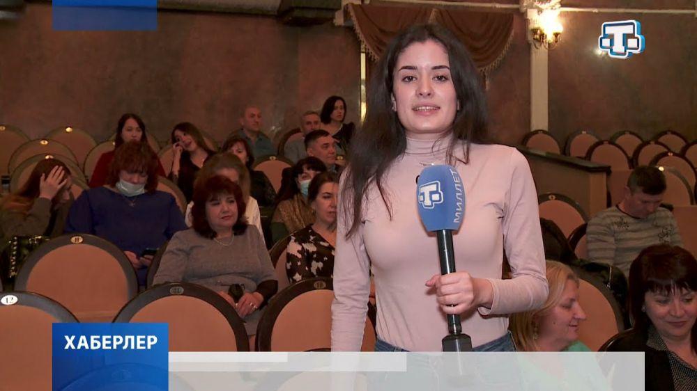 Творческий вечер Алие Темиркаяевой прошел в Симферополе