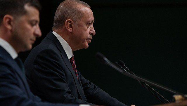 О чем договорились Эрдоган и Зеленской - заявление