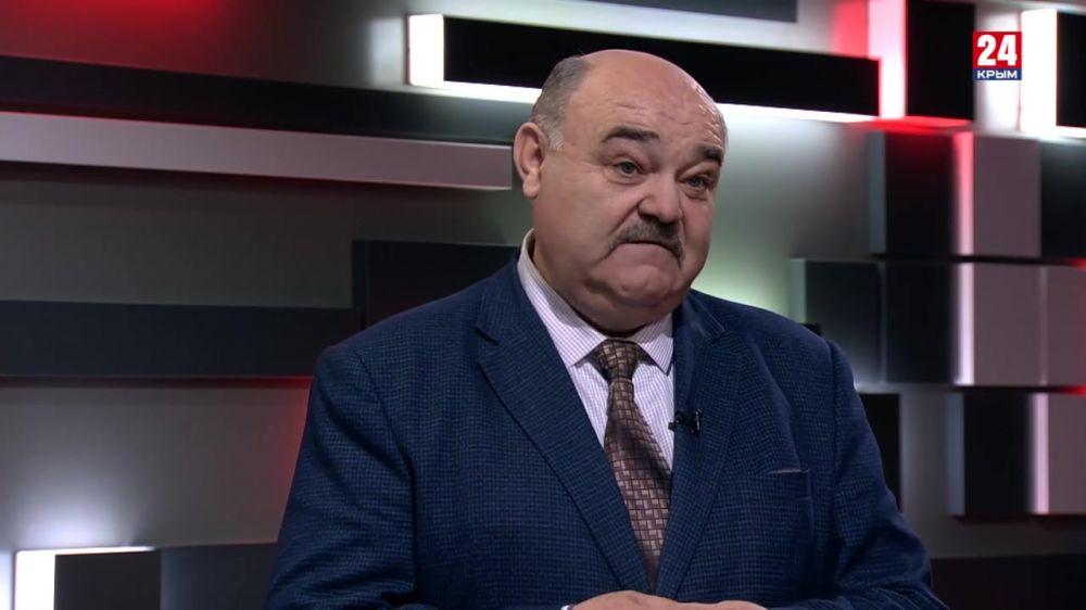 """Гость программы """"7 дней"""" – Владимир Паштецкий"""