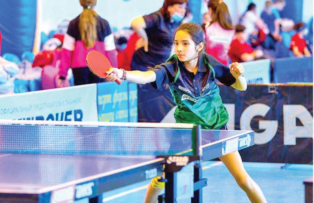 Крымская школа настольного тенниса продолжает пополняться новыми чемпионами