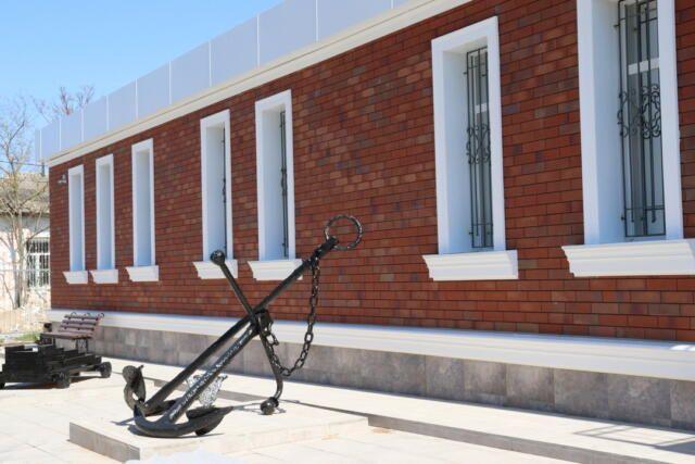 Черноморский историко-краеведческий музей отремонтировали за 13 млн рублей