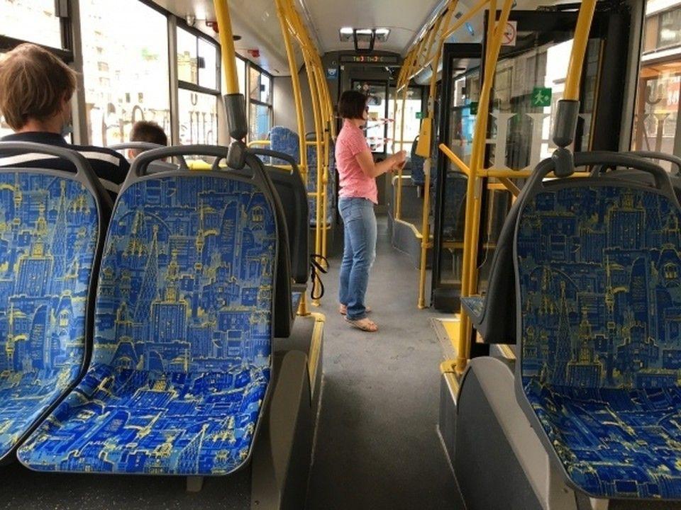 Путь симферопольского троллейбуса №16 сократился