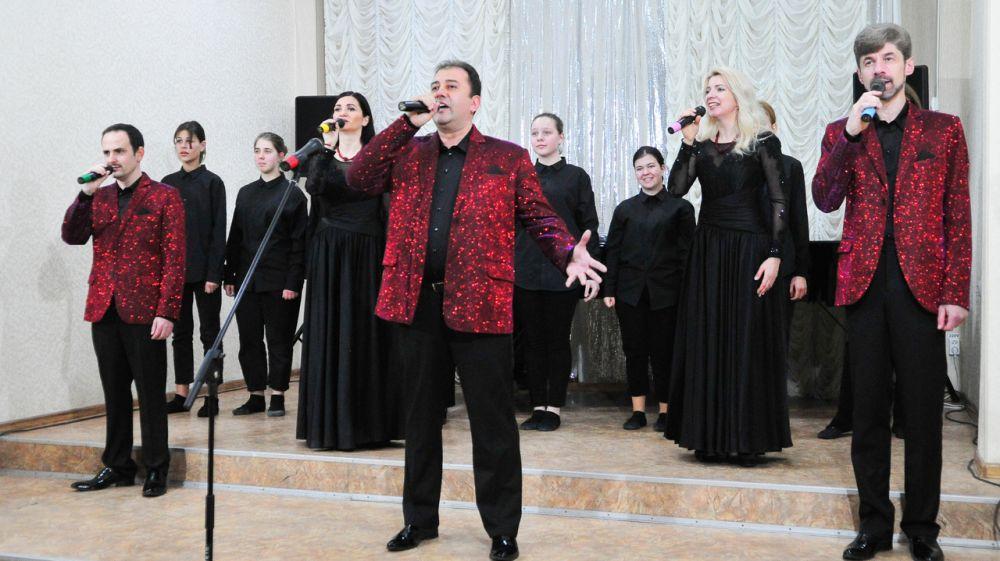 Крымская филармония представила литературно-музыкальную композицию «Освобождение»