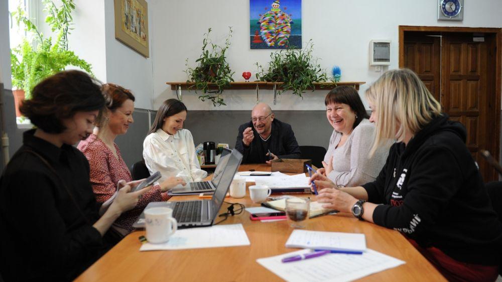 В Крымском театре юного зрителя проходит лаборатория театрального маркетинга