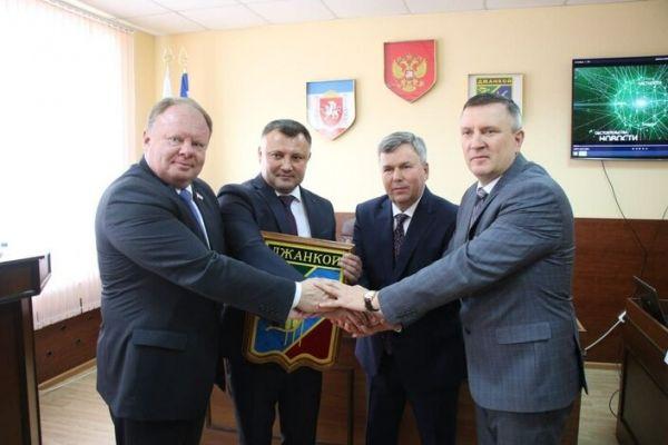 Между городами Джанкой и Гурьевск Калининградской области подписано соглашение о сотрудничестве