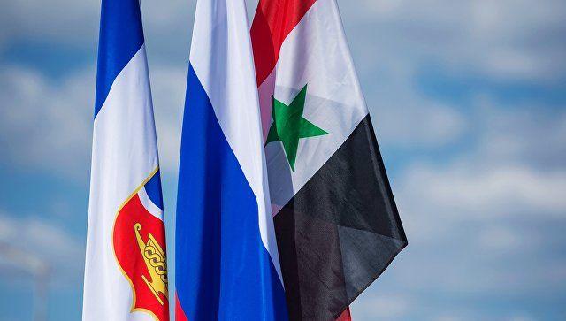 Делегация из Севастополя посетила Сирию: о чем договорились