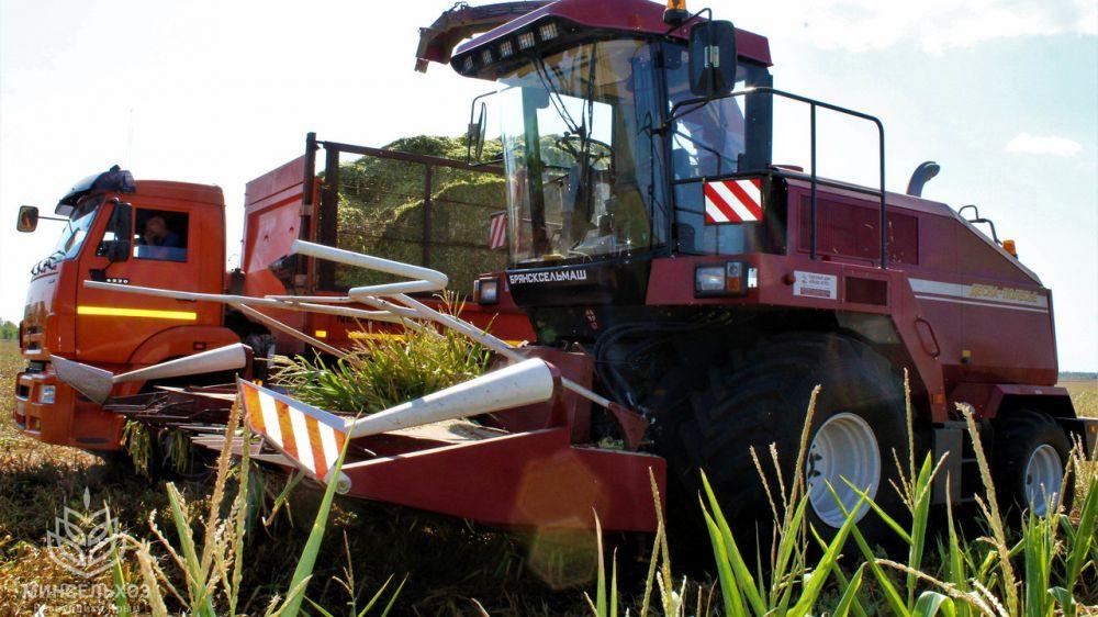 В 2021 году возможности передвижения сельхозтехники по автодорогам в период полевых работ расширены – Андрей Рюмшин