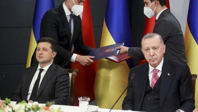 """Игра """"турецкого волка"""": чего ждать от встречи Эрдогана и Зеленского"""