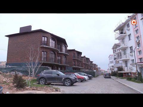 Незаконные строения в бухте Казачьей будут снесены (СЮЖЕТ)