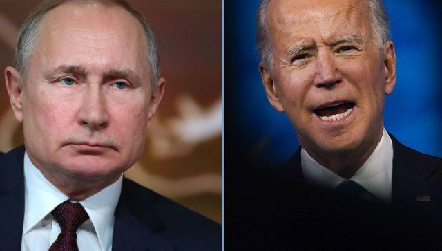 Путин поговорил с Байденом по телефону: о чем шла речь