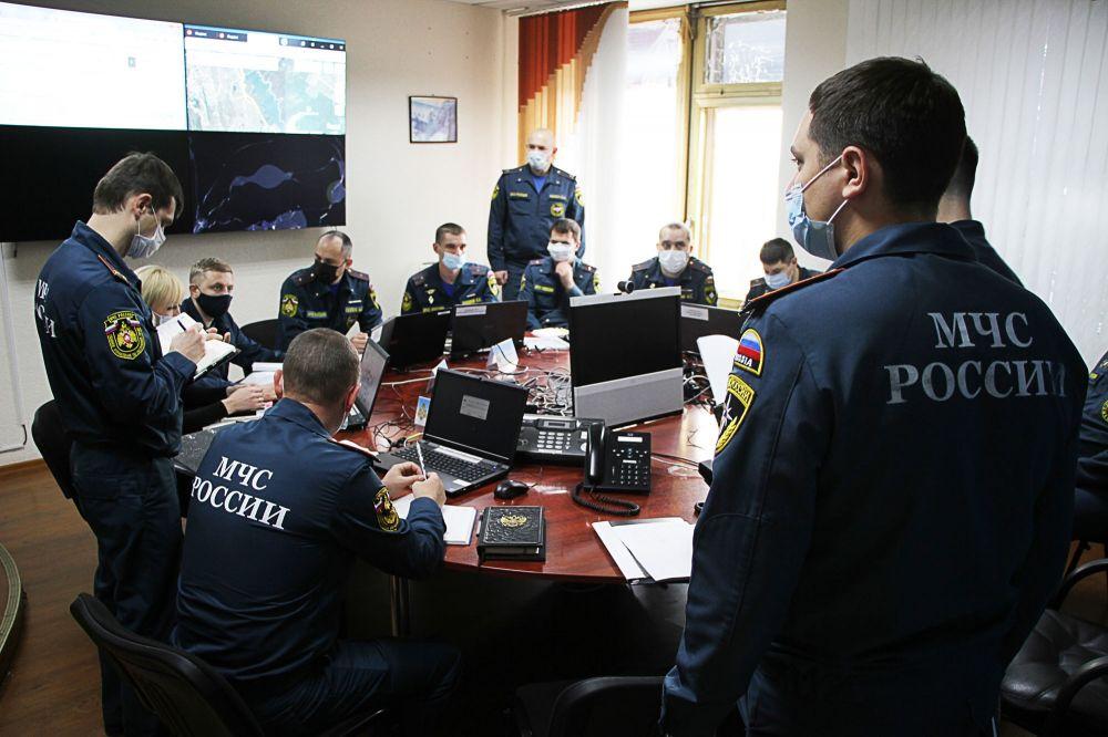 В Kрыму стартовали комплексные командно-штабные учения