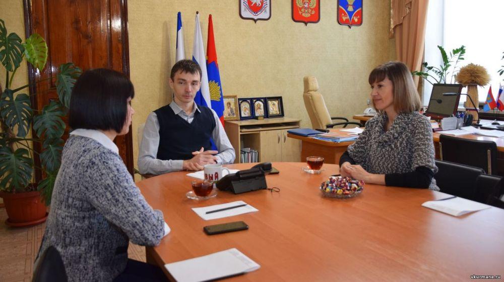 Валентина Кендзерская – директор Центра детского и юношеского творчества